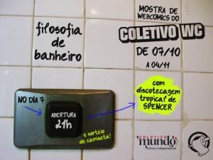 filosofia de banheiro