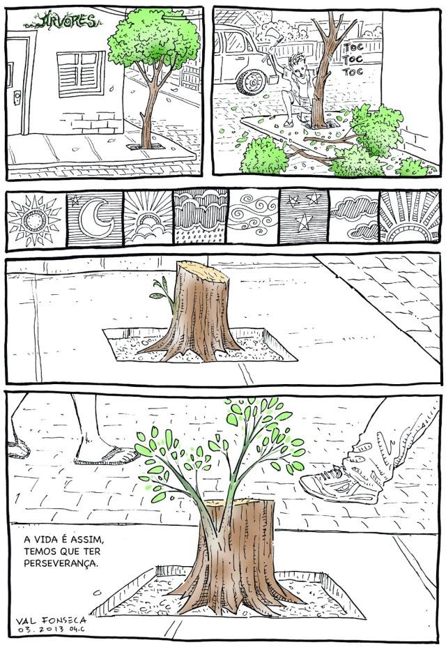 Árvores 04 cor
